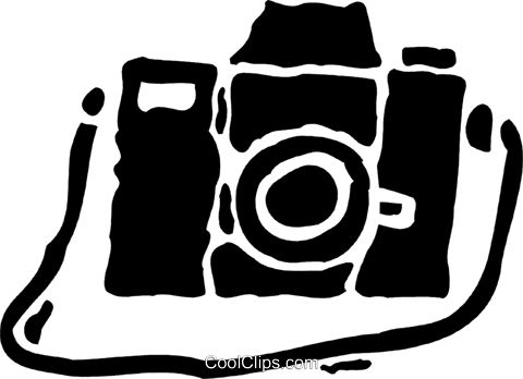 Cameras Royalty Free Vector Clip Art illustration vc078919