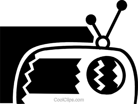 Radios Royalty Free Vector Clip Art illustration vc079006
