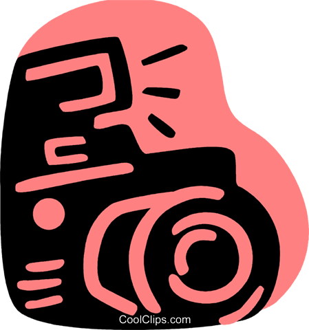 Cameras Royalty Free Vector Clip Art illustration vc079260