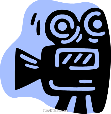 Cameras Royalty Free Vector Clip Art illustration vc079264