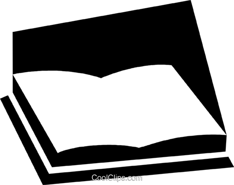 Books Royalty Free Vector Clip Art illustration vc079309