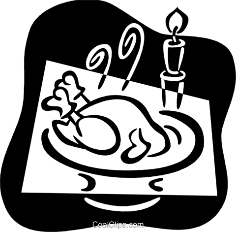 Poultry Royalty Free Vector Clip Art illustration vc079375