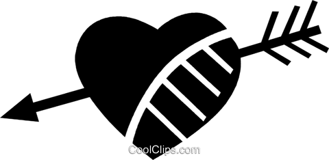 Hearts Royalty Free Vector Clip Art illustration vc079462