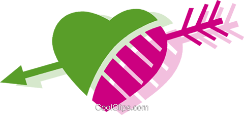 Hearts Royalty Free Vector Clip Art illustration vc079463