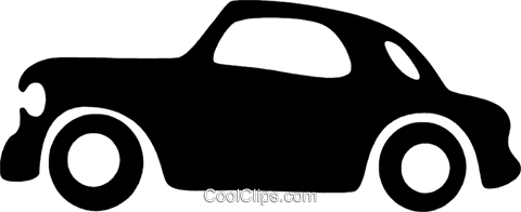 Family Cars Royalty Free Vector Clip Art illustration vc079591