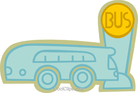 Urban Transportation Royalty Free Vector Clip Art illustration vc079661