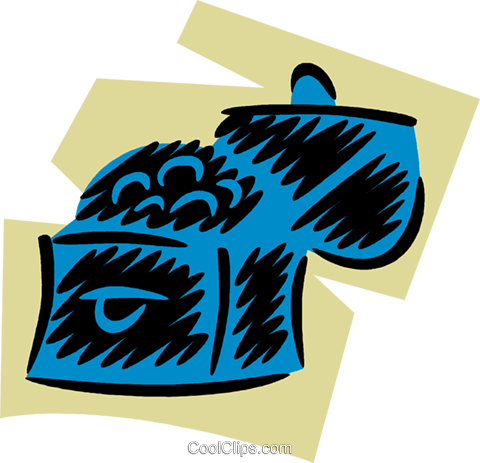 Treasure Chests Royalty Free Vector Clip Art illustration vc079704