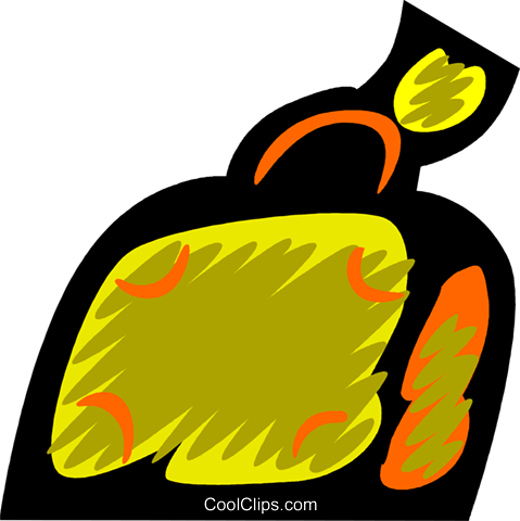 Luggage Royalty Free Vector Clip Art illustration vc079715