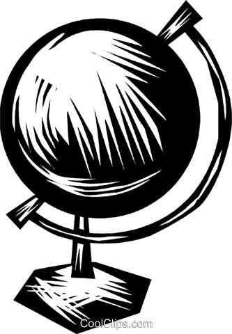 Globes Royalty Free Vector Clip Art illustration vc079864