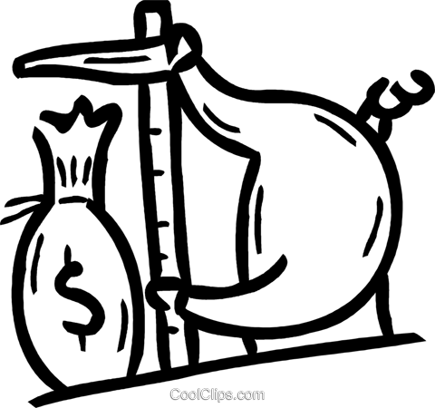 Financial Concepts Royalty Free Vector Clip Art illustration vc083651