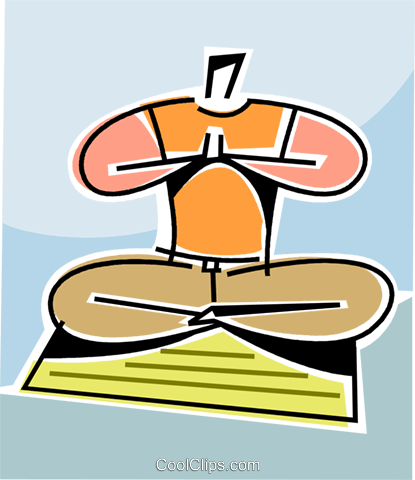 伽 免版税矢量剪贴画插图