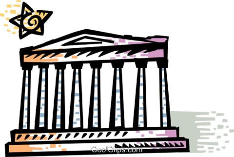 parthenon royalty free vector clip art illustration vc086928 rh search coolclips com  parthenon clipart free