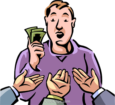 Financial Concepts Royalty Free Vector Clip Art illustration vc090050