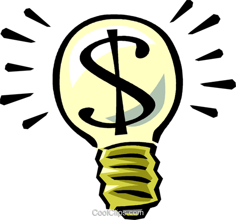 Financial Concepts Vektor Clipart Bild vc090104