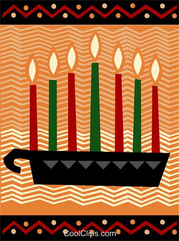 Menorahs Royalty Free Vector Clip Art illustration vc093257