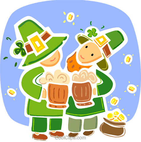 Beer Royalty Free Vector Clip Art illustration vc093333