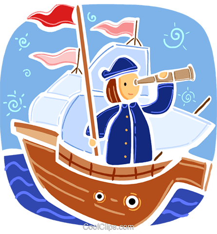 Swashbucklers Royalty Free Vector Clip Art illustration vc093378