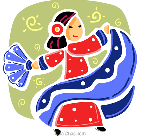 Mexican and Spanish Royalty Free Vector Clip Art illustration vc093385
