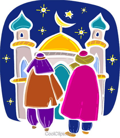 Priests and Ministers Royalty Free Vector Clip Art illustration vc093388