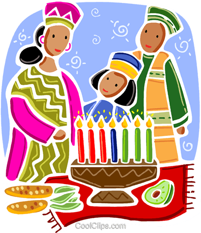 Menorahs Royalty Free Vector Clip Art illustration vc093396