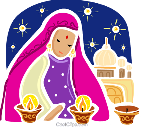 India Royalty Free Vector Clip Art illustration vc093405