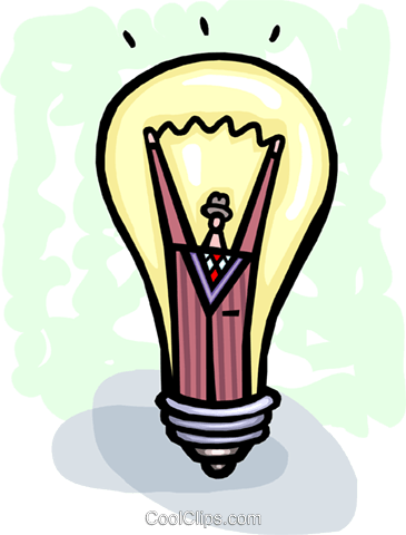 Idea Concepts Royalty Free Vector Clip Art illustration vc093677