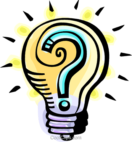 Idea light bulb Royalty Free Vector Clip Art illustration vc093826