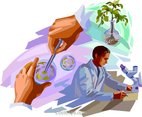 Biology Royalty Free Vector Clip Art illustration vc094091