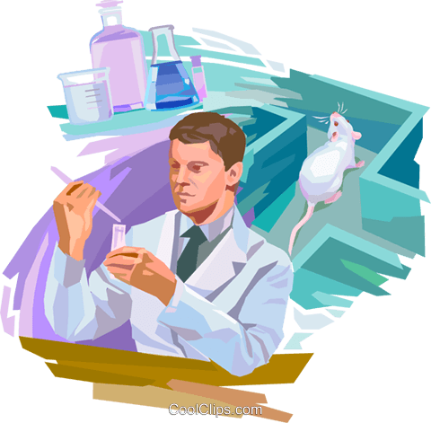 Biology Royalty Free Vector Clip Art illustration vc094093