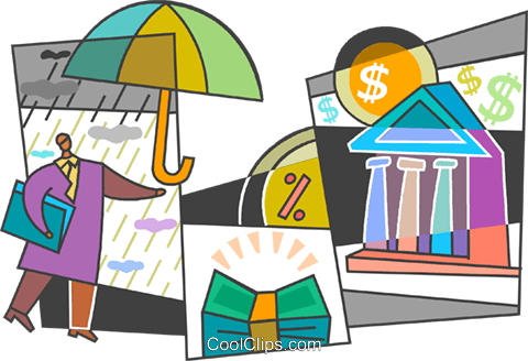 Financial Concepts Royalty Free Vector Clip Art illustration vc094254