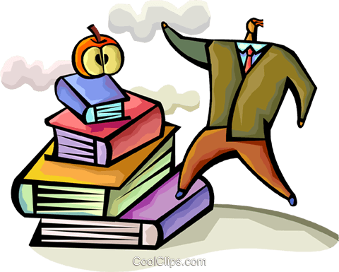Educational Concepts Royalty Free Vector Clip Art illustration vc094307