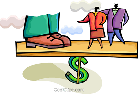 Financial Concepts Royalty Free Vector Clip Art illustration vc094320