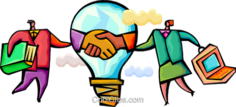 Idea Concepts Royalty Free Vector Clip Art illustration vc094359