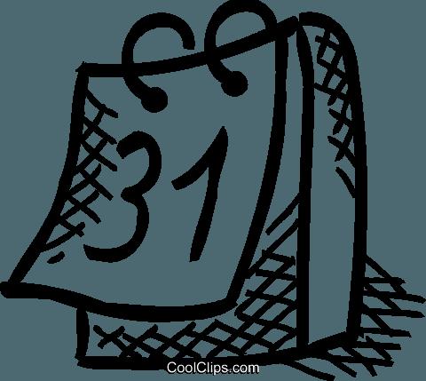 Vc095432 for Clipart calendario