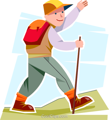 boy hiking royalty free vector clip art illustration vc096898 rh search coolclips com
