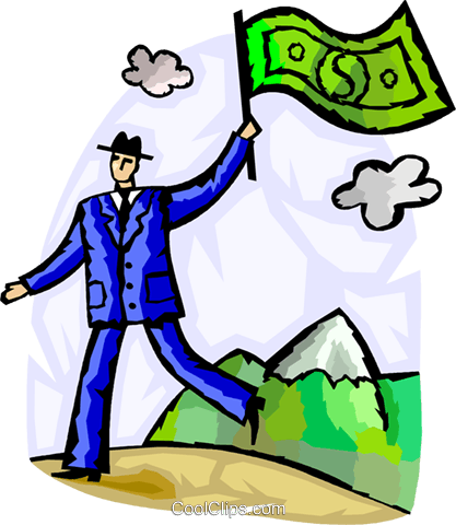 Financial Concepts Royalty Free Vector Clip Art illustration vc097905
