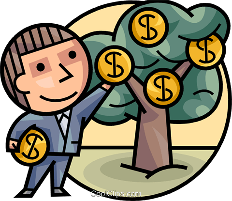 Financial Concepts Royalty Free Vector Clip Art illustration vc098883