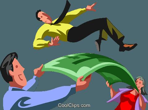 戏 免版税矢量剪贴画插图