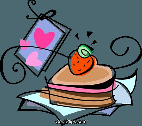 Kuchen Und Gebäck Vektor Clipart Bild Vc099838 Coolclips Com
