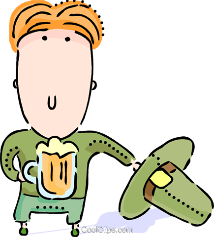 Beer Royalty Free Vector Clip Art illustration vc101040