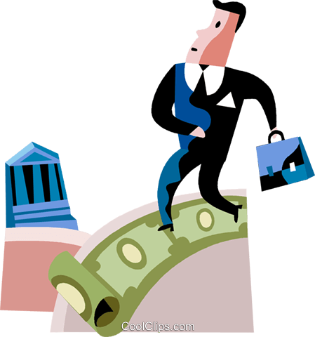 Financial Concepts Royalty Free Vector Clip Art illustration vc101384