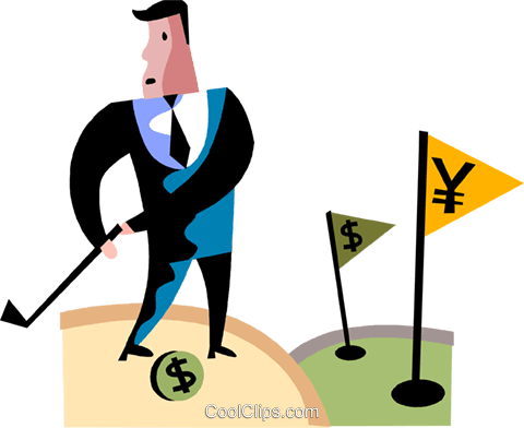 Financial Concepts Royalty Free Vector Clip Art illustration vc101400