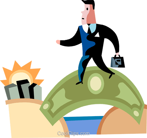 Financial Concepts Royalty Free Vector Clip Art illustration vc101405