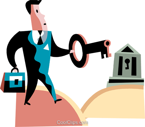 Financial Concepts Royalty Free Vector Clip Art illustration vc101408