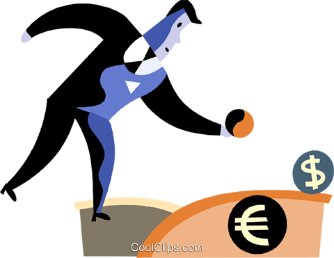Financial Concepts Royalty Free Vector Clip Art illustration vc101417