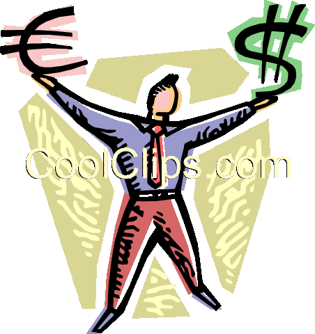 Financial Concepts Royalty Free Vector Clip Art illustration vc101966