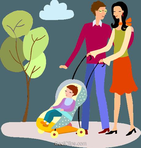 Жена с ребенком рисунок