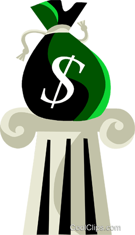 Financial Concepts Royalty Free Vector Clip Art illustration vc104552