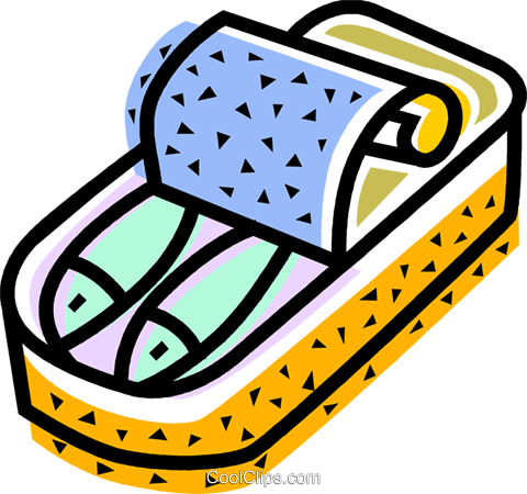 Sardines Canned Fish Royalty Free Vector Clip Art illustration vc107262