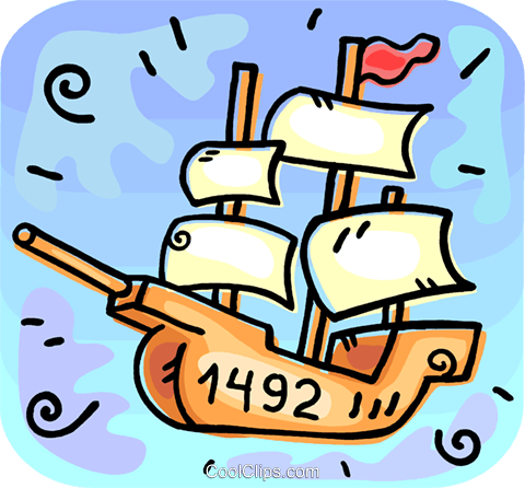 the nina christopher columbus ship royalty free vector clip art rh search coolclips com christopher columbus clip art free christopher columbus clipart free